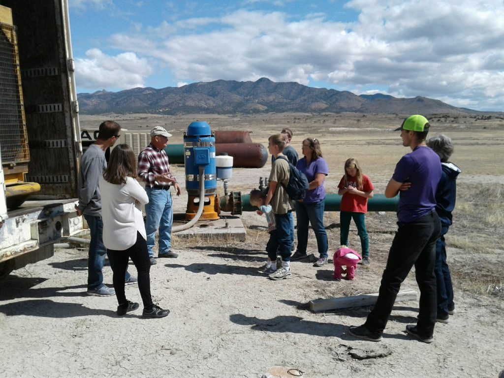 Touring the Utah OSR Land Co-op's Riverbed Ranch property