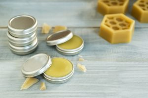 shows beeswax products